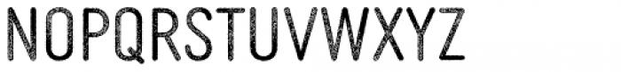 MVB Diazo Condensed Rough 1 Light Font LOWERCASE