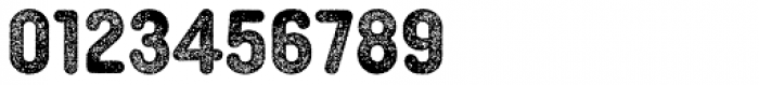 MVB Diazo Condensed Rough 2 Bold Font OTHER CHARS