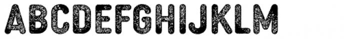 MVB Diazo Condensed Rough 2 Bold Font UPPERCASE