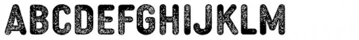 MVB Diazo Condensed Rough 2 Bold Font LOWERCASE