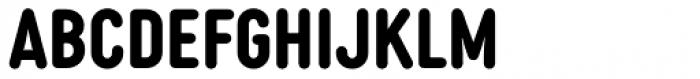 MVB Diazo Extra Condensed Bold Font LOWERCASE