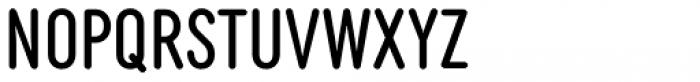 MVB Diazo Extra Condensed Font LOWERCASE