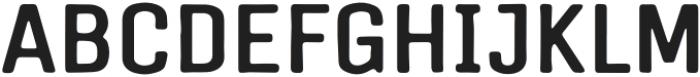 MWM Ficus Hand otf (400) Font LOWERCASE