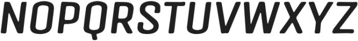 MWM Ficus Italic otf (400) Font UPPERCASE