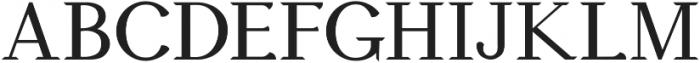 My Globe ttf (400) Font UPPERCASE