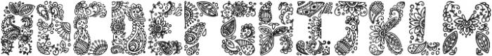 My India ttf (400) Font UPPERCASE