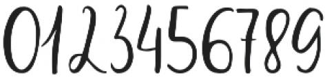 My little Scandinavia script otf (400) Font OTHER CHARS