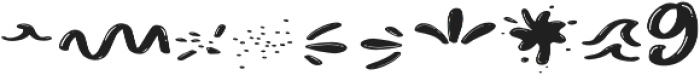 Mybread Doodles otf (400) Font OTHER CHARS
