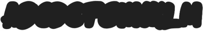 Mybread Layer otf (400) Font UPPERCASE