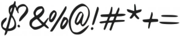 Myrrh Regular otf (400) Font OTHER CHARS