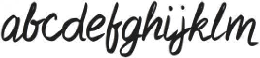 Myrrh Regular otf (400) Font LOWERCASE