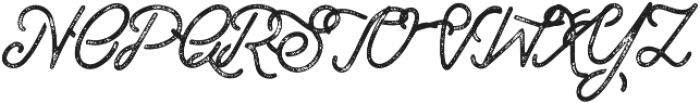 Mystic Grunge otf (400) Font UPPERCASE