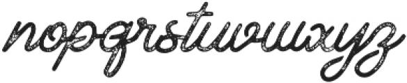 Mystic Grunge otf (400) Font LOWERCASE