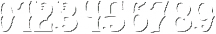 MysticLabel ShadowFX otf (400) Font OTHER CHARS