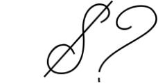 My Dear Script Font OTHER CHARS