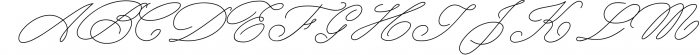 My Dear Script Font UPPERCASE