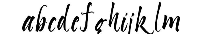 My Nerd Font LOWERCASE