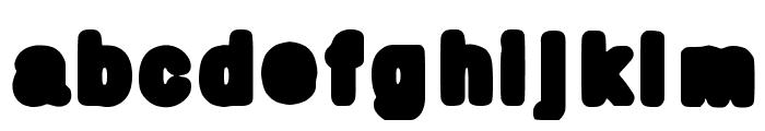 MyBold Medium Font LOWERCASE