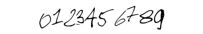 MySchoolHandwriting Font OTHER CHARS