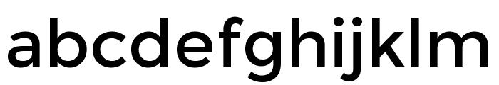 Myanmar Khyay Font LOWERCASE