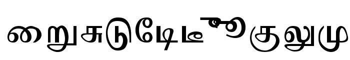 Mylai-Sri Regular Font UPPERCASE