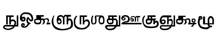 MylaiPlain Font UPPERCASE