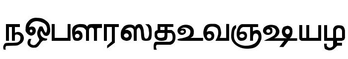 MylaiPlain Font LOWERCASE
