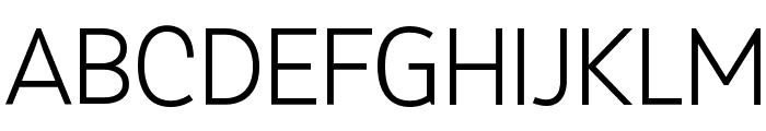 Myra 4F Caps Light Font LOWERCASE