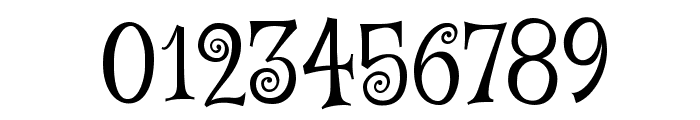 Mystery Quest Font OTHER CHARS