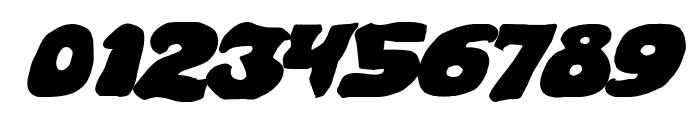 Mystic Singler ExpItalic Font OTHER CHARS