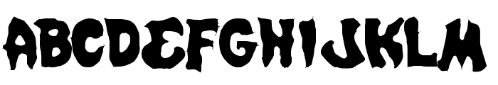 Mystic Singler Light Font UPPERCASE