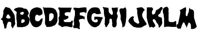 Mystic Singler Light Font LOWERCASE