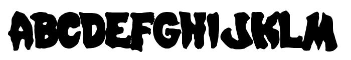 Mystic Singler Font LOWERCASE