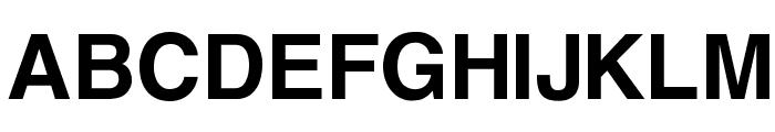 Mytupi Bold Font UPPERCASE