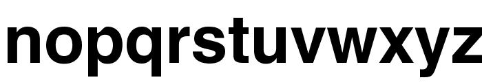 Mytupi Bold Font LOWERCASE