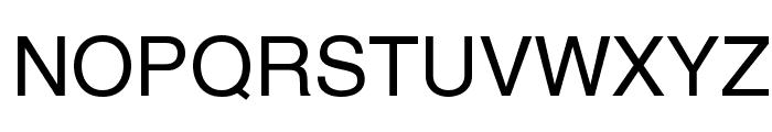 Mytupi Font UPPERCASE