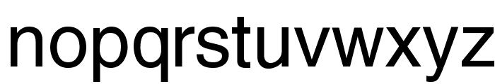Mytupi Font LOWERCASE