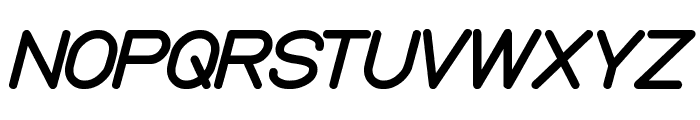 my font Font UPPERCASE