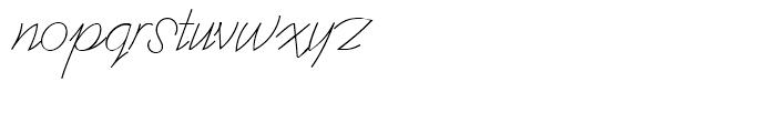 My Dear Watson NF Regular Font LOWERCASE