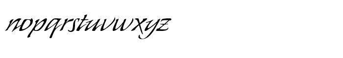 Mysoul One ROB Font LOWERCASE