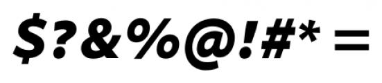 Myriad� Hebrew Bold Italic Font OTHER CHARS