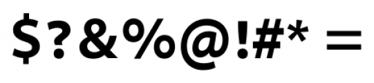 Myriad� Hebrew Semi Bold Font OTHER CHARS