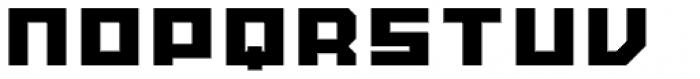 MyCRFT Bold Font UPPERCASE