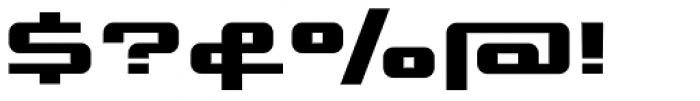 MyCard Black Font OTHER CHARS