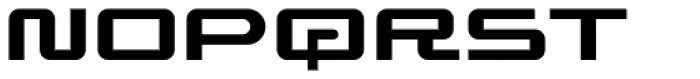 MyCard Bold Font UPPERCASE