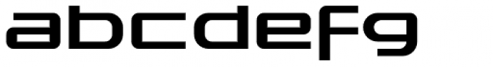 MyCard Bold Font LOWERCASE
