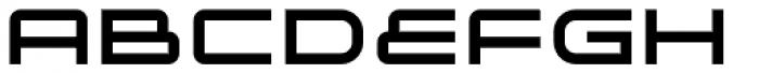 MyCard Font UPPERCASE