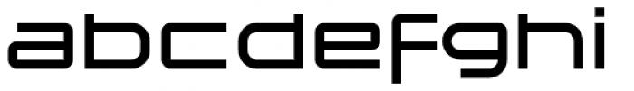 MyCard Font LOWERCASE