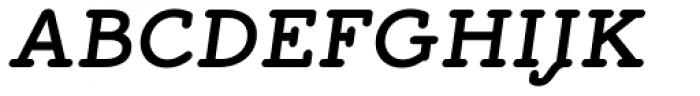 Mymra Forte Bold Italic Font UPPERCASE