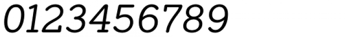 Mymra Italic Font OTHER CHARS